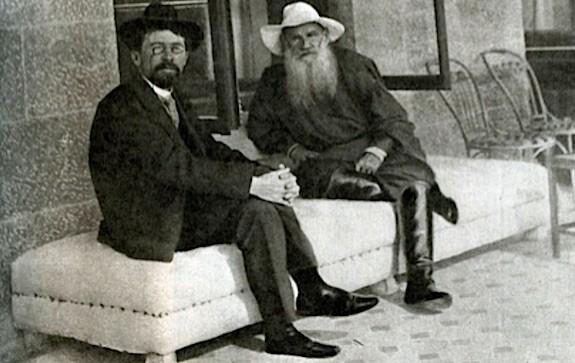 tolstoychekhov